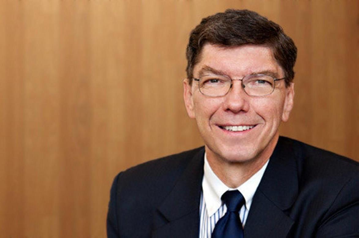 Clayton Christensen, o gigante da inovação