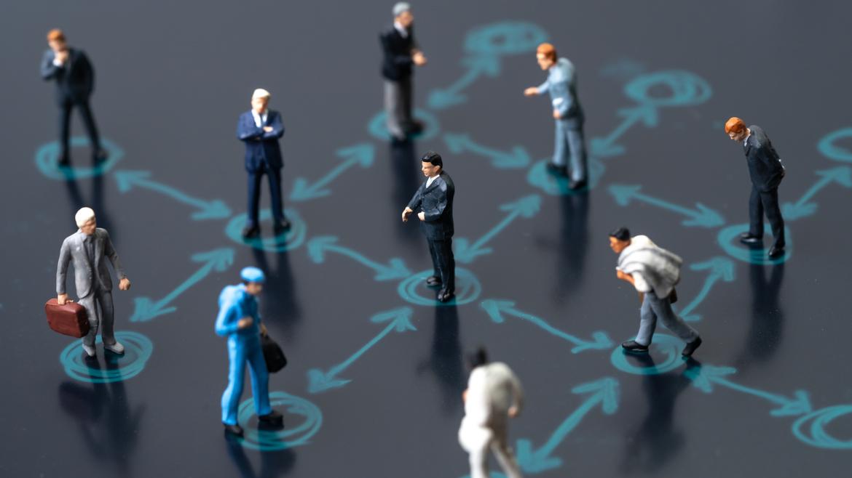 Machine  Learning e distanciamento social