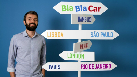 O roadmap da BlaBlaCar