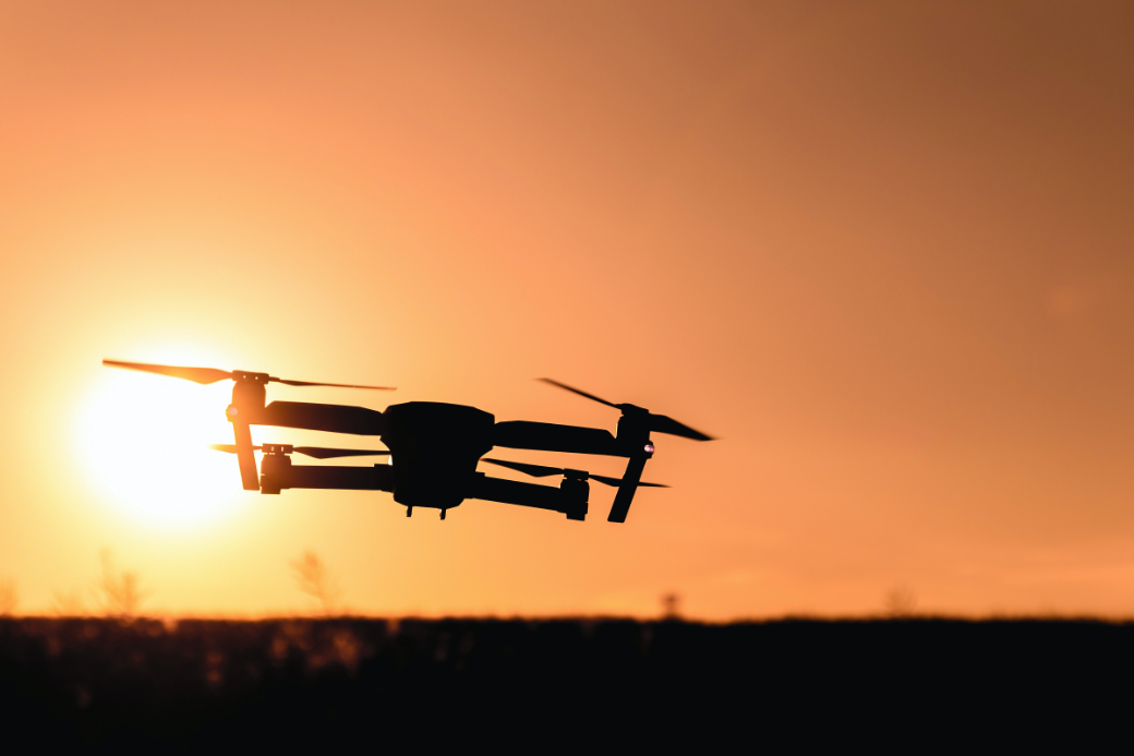 Drones, robôs e low-touch nos planos de investimento