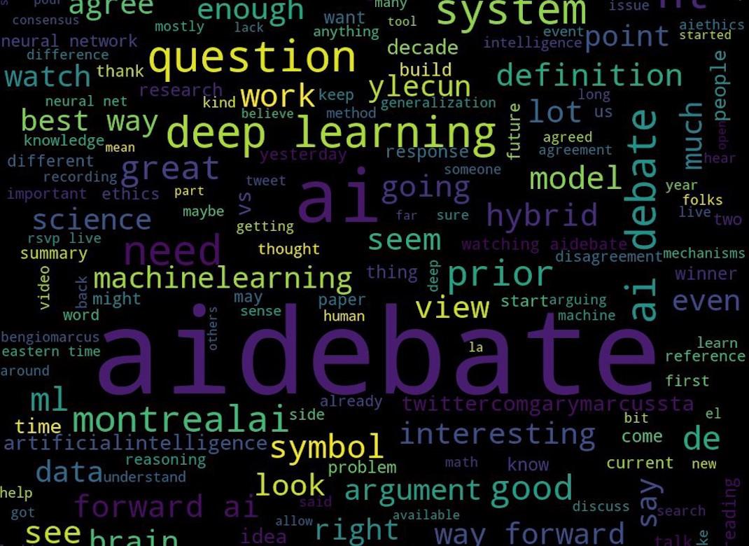 Em debate histórico, dois cientistas divergem sobre a IA