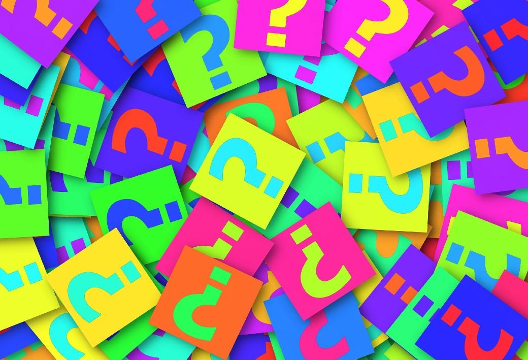 As perguntas são tão importantes quanto as respostas