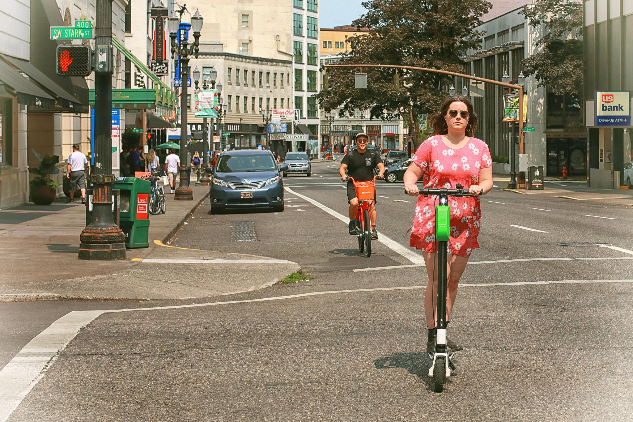 Patinetes ou bicicletas: qual o melhor modal de micromobilidade?
