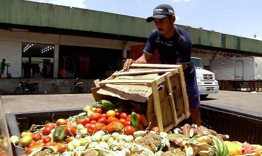 Tecnologia contra a fome e o desperdício