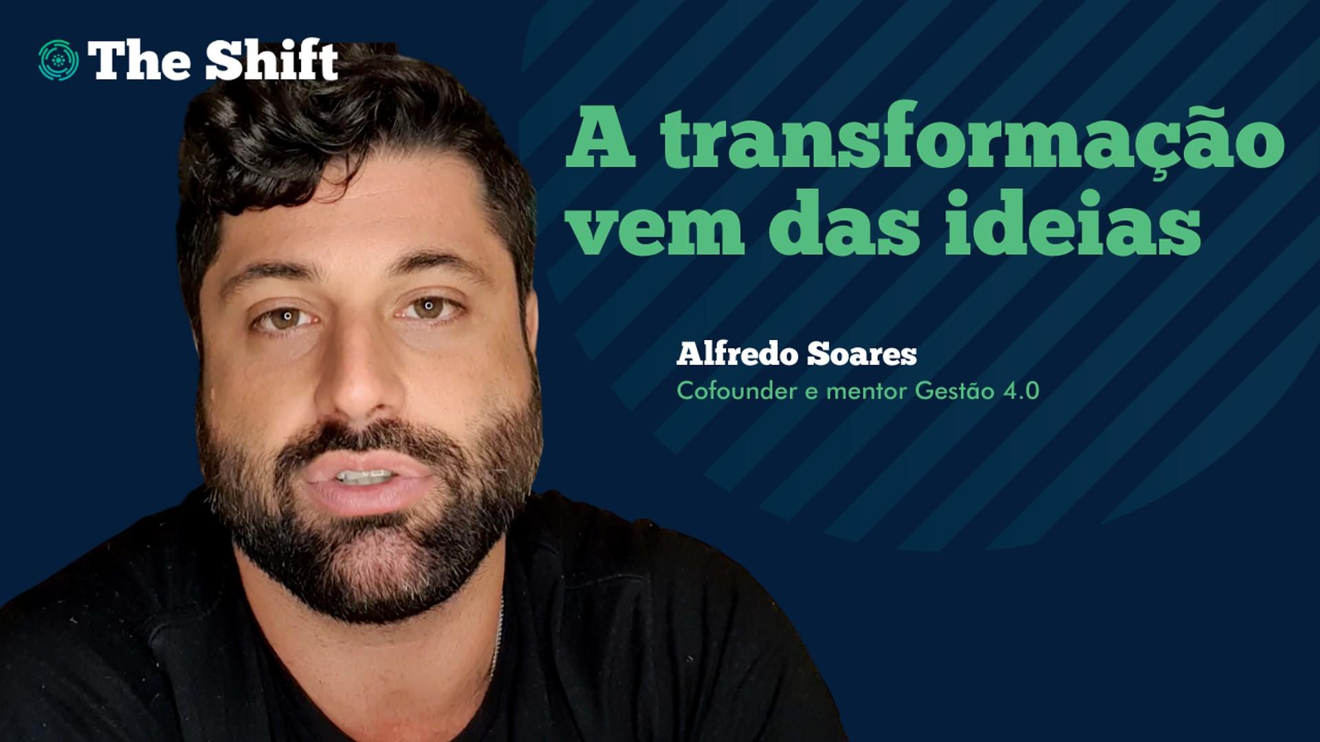 A transformação de uma empresa vem das ideias