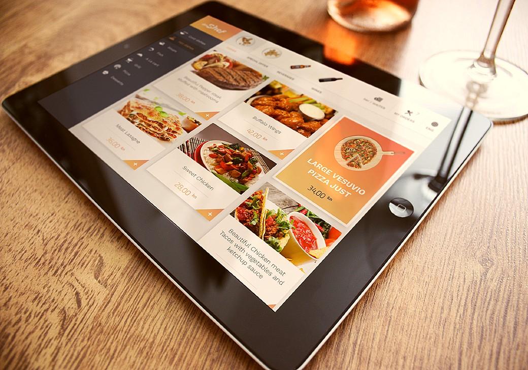 Retomada do food service será digital