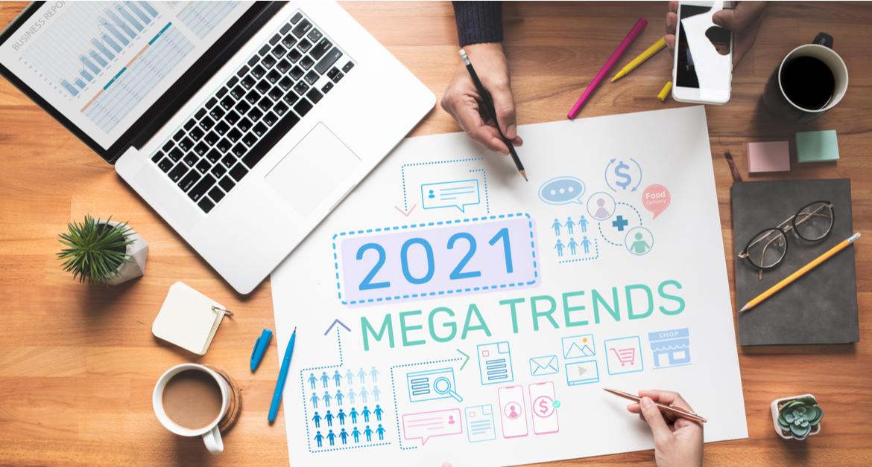 Previsões da IDC para a Transformação Digital em 2021