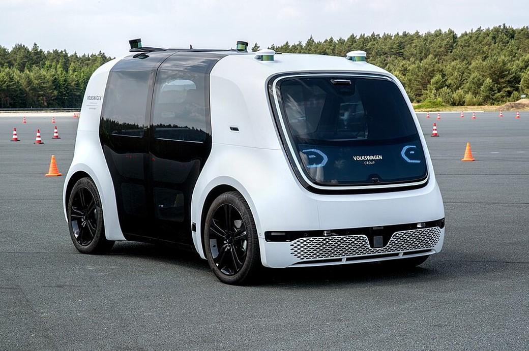 Para onde vão os carros autônomos