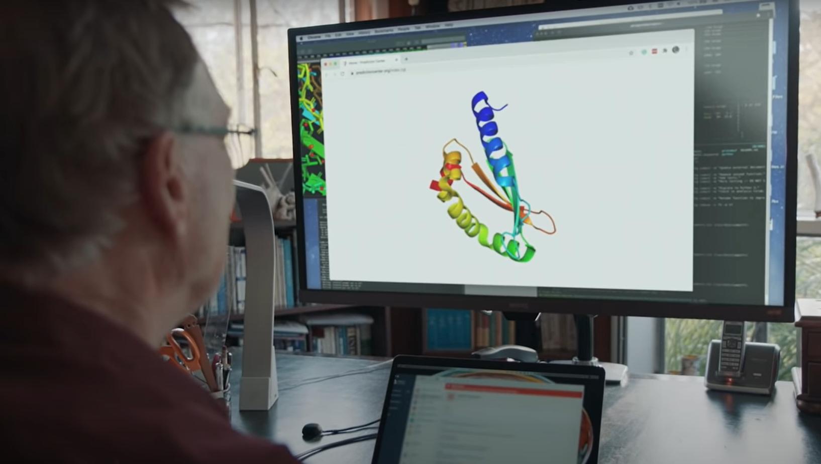 Por que a IA que prevê a estrutura da proteína é tão disruptiva