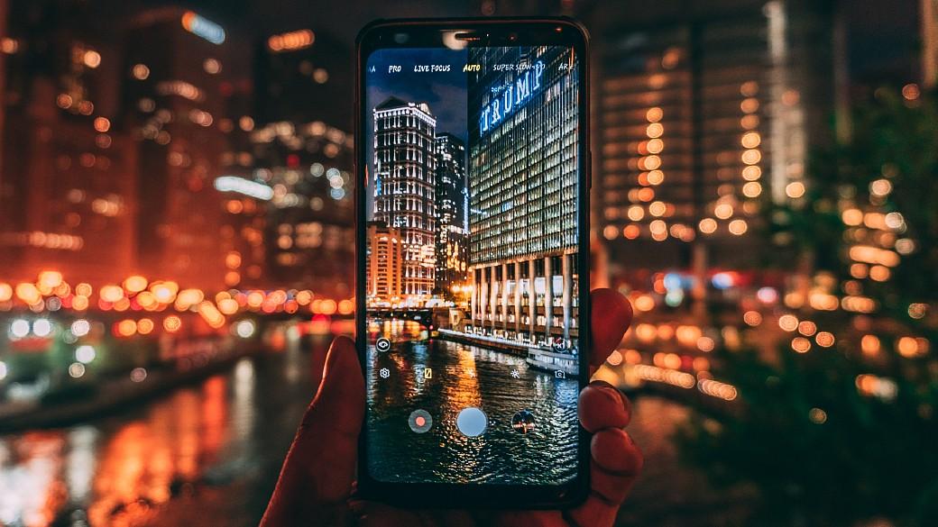 O que os smartphones fizeram com a indústria fotográfica
