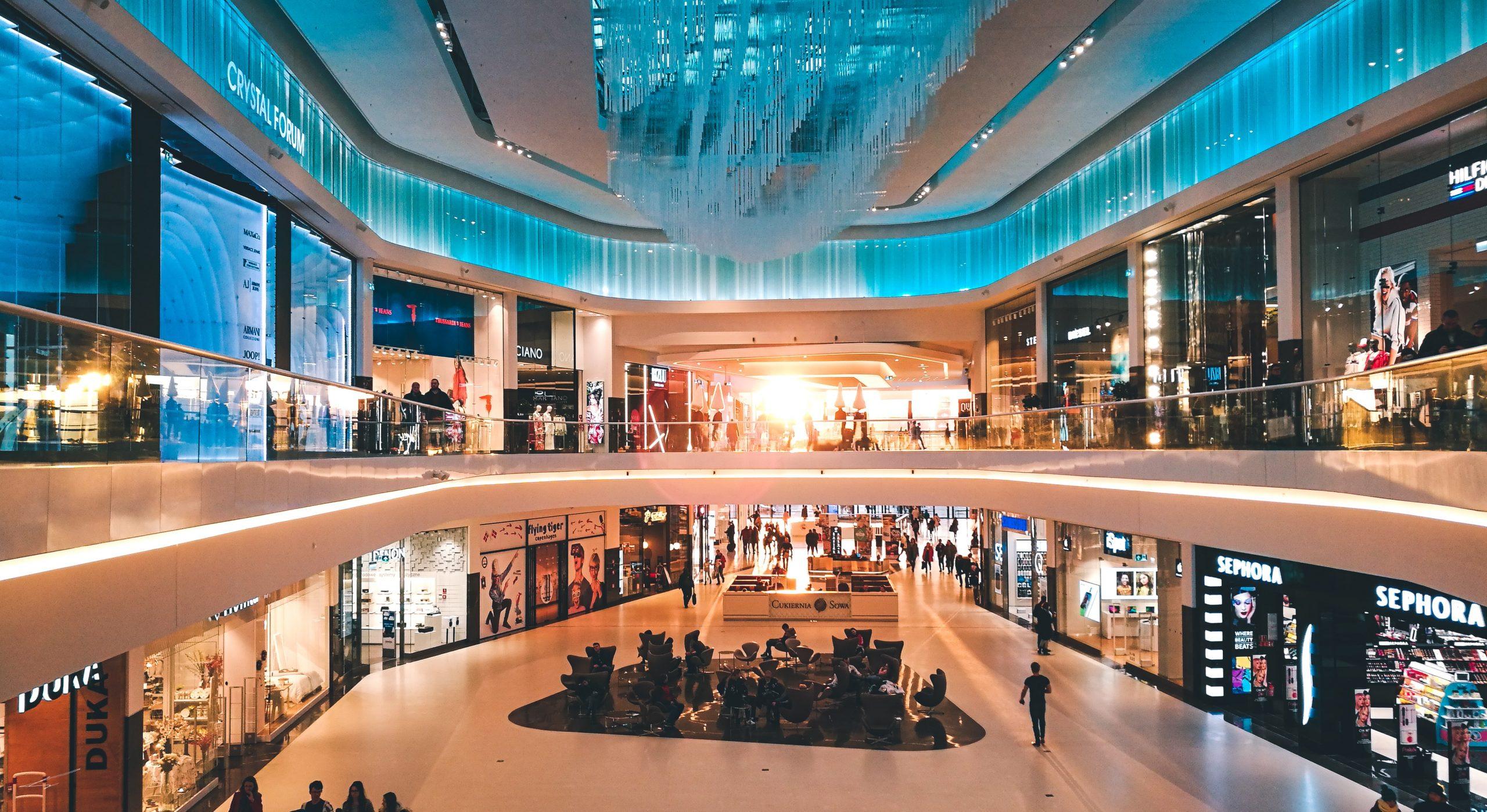 Tendências para o futuro do shopping center