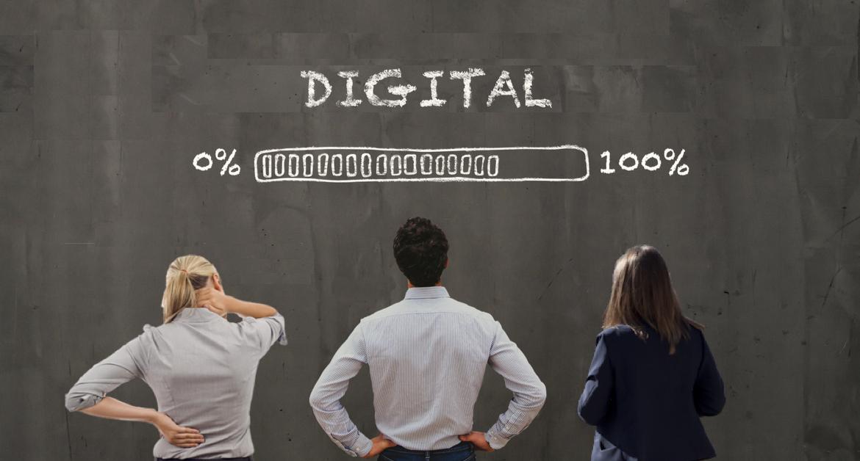 Funcionários se sentem distantes dos processos de transformação digital