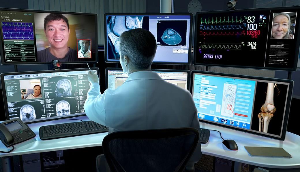 Cobertura universal de saúde vem com mudança digital