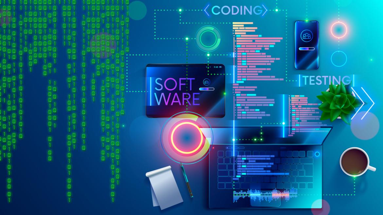 No jogo da inovação, quem constrói o melhor software vence