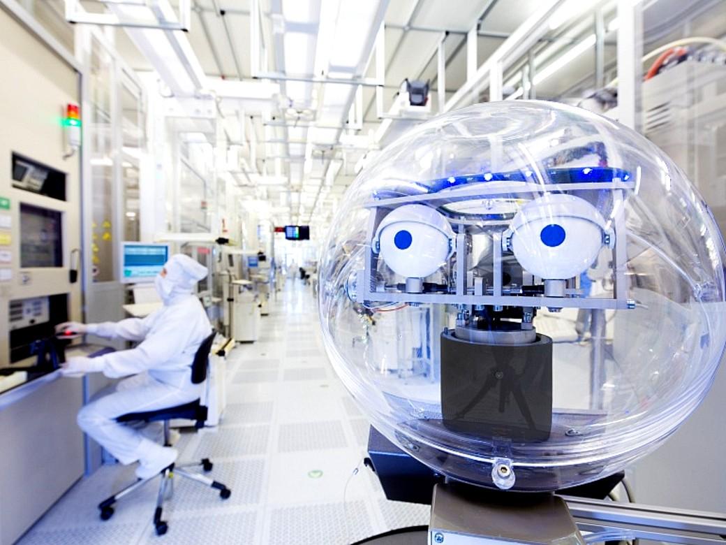 Treinamento para você, automação para o robô
