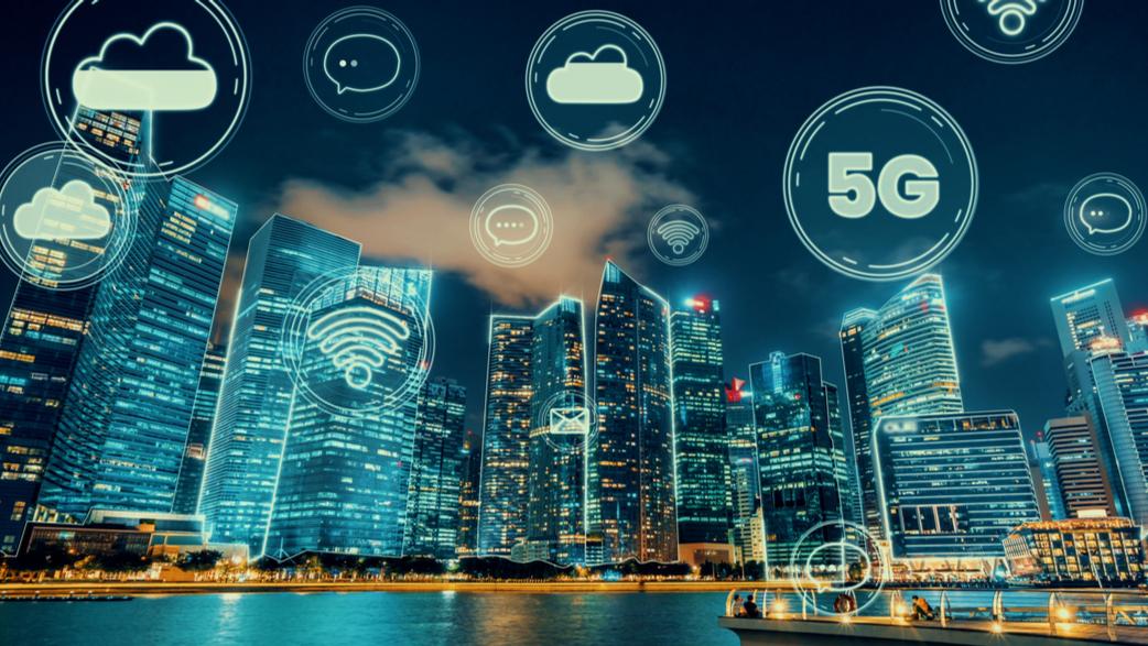 O futuro das cidades inteligentes passa pelo 5G