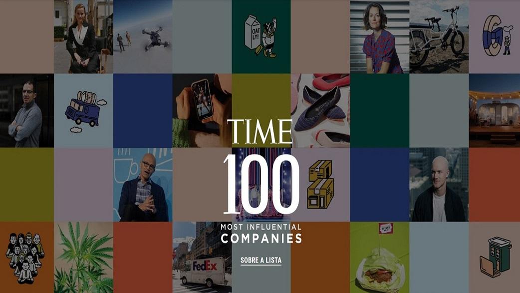 Time 100: uma lição em disrupção e inovação para empresas