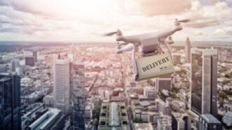 Drones estarão no futuro das entregas de última milha, pode apostar
