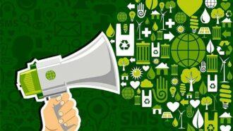 Consumo caminha para ser mais eco-friendly