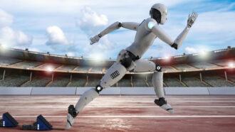 IA corre para conquistar o ouro olímpico em Tóquio