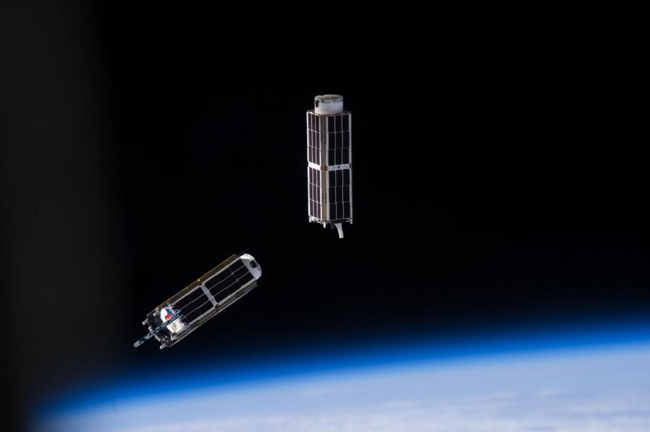 Mais baratos, os nanossatélites levam mais tecnologia para o espaço