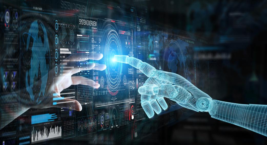 A sua é uma empresa alimentada por IA?